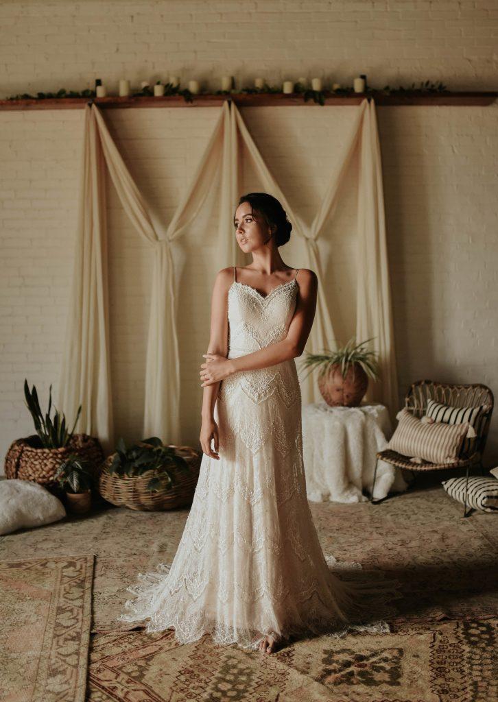Boho Wedding In Kansas City Hana Alsoudi